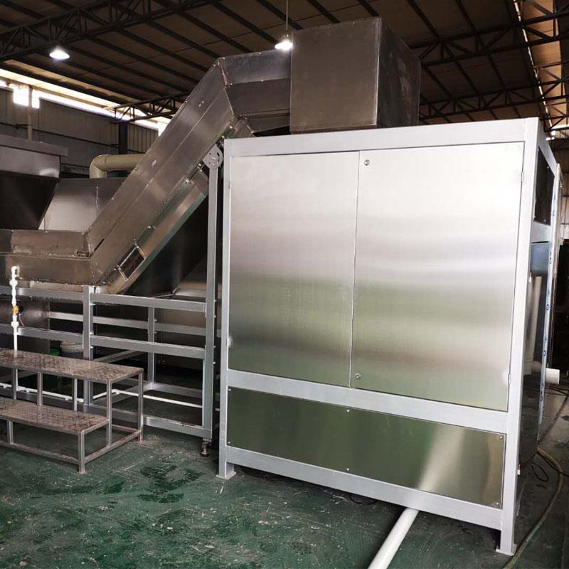 50吨餐厅厨余垃圾处理设备 餐厨垃圾处理机