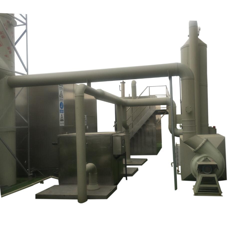 多功能废气处理设备